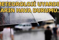 Meteorolojiden Cuma günü için uyarı (7 Haziran) İstanbul, Ankara, İzmir hava durumu
