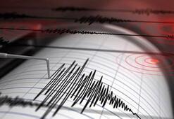 Son dakika... Egede korkutan deprem