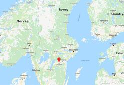 Son dakika... İsveçte patlama