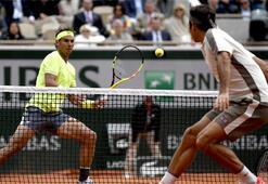 Fransa Açıkta Nadal, Federeri geçerek finale yükseldi