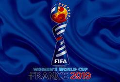 2019 Kadınlar Dünya Kupası başladı İlk maç Fransa - Güney Kore arasında...