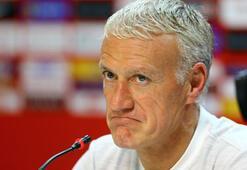 Didier Deschamps: Burak Yılmaz ve Hakan Çalhanoğlu ciddi tehdit
