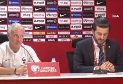 Deschamps: Türkiye 2 hazırlık maçı oynadı ama bunlar bir bahane olamaz