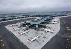 İstanbul havalimanları, 5 ayda 40 milyon yolcuya ulaştı