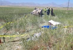 Bayram tatili dönüşü korkunç kaza 3 ölü, 4 yaralı
