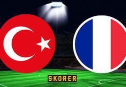 Türkiye - Fransa: 2-0