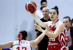 Türkiye-Letonya: 76-56