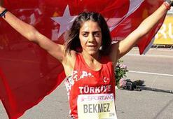 Meryem Bekmez, olimpiyat barajını geçti