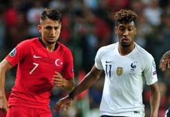 Cengiz Ünder: Elemelerde gol yemeden 3 galibiyet aldık
