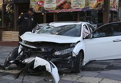 Başkentte trafik kazası: 1i ağır 3 yaralı
