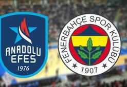 Anadolu Efes-Fenerbahçe Beko: 56-73