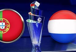 Finalde Hollandayı yenen Portekiz şampiyon oldu