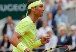 Fransa Açıkta Nadal 12. kez şampiyon