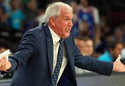 Zeljko Obradovic: Şampiyon olmamız için uzun bir yol var