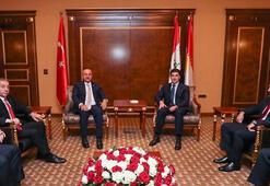 IKBYnin yeni Başkanı Neçirvan Barzani göreve başladı