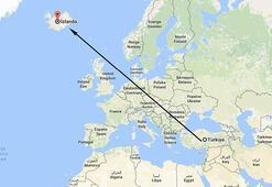İzlanda nerede