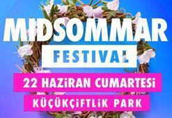 Midsommar Festival 2019 22 Haziranda KüçükÇiftlik Parkta