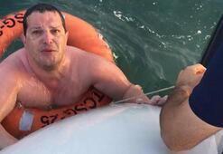 12 saat sonra denizde canlı bulundu Yaşadıklarını anlattı...