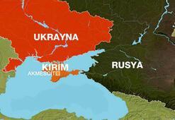 Rusya Kırımda sekiz Tatarı gözaltına aldı