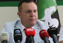 Ali Çetin: Taraftarları coşturacak yıldız bir futbolcuyu istiyoruz
