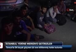 İstanbul yerine Mersine getirdiler