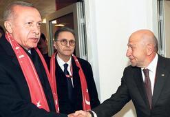 Türk halkı yanlarında