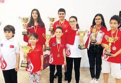 Satrançta zafer... Genç milliler Avrupa Şampiyonu oldu