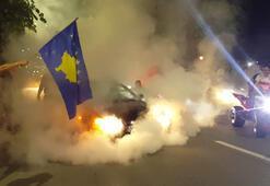 Kosova zafer sarhoşu