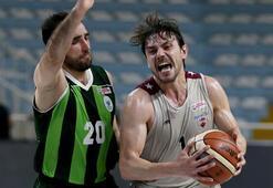 Sigortam.net İTÜ Basket - OGM Ormanspor: 72-65