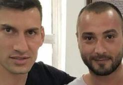 Şener Özbayraklı Galatasaraya imzayı attı, askere gitti