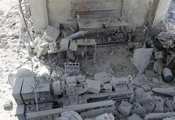 İdlibe rejimden yeni hava saldırıları