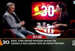 İdeal Türk erkeği payesini Saadettin Saran ile paylaşmak size ne hissettiriyor