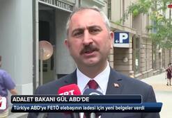 Türkiye ABDye FETÖ elebaşının iadesi için yeni belgeler verdi