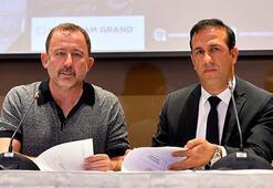 Yeni Malatyasporda Sergen Yalçın imzayı attı