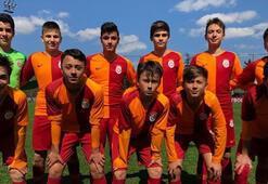 Galatasaray U14 Takımından Barcelonaya 6 gol