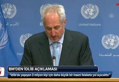 BMden İdlib çağrısı: Böyle devam ederse felaket olur