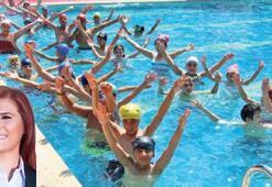 Yüzme ve bilim kursu sayısı artıyor