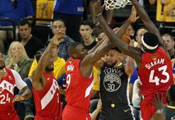 Son dakika NBAde şampiyon Toronto Raptors