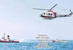 Doğu Akdenizde Kıbrıs Barış Harekatına özel peç... '1974'e gönderme
