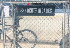 'Çocukları kafese hapsetmeyin'
