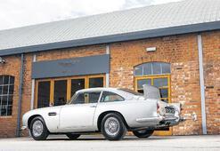James Bond'un otomobili satışta