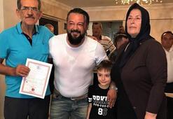 Ediz Bahtiyaroğlunun ailesine verilen söz 7 yıl sonra tutuldu