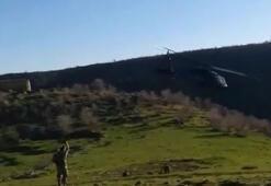 2 teröristin etkisiz hale getirildiği operasyonda silah ve mühimmat ele geçirildi