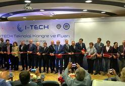 I-Tech teknoloji fuarı kapılarını açtı