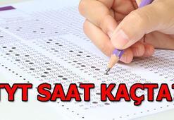 Üniversite sınavı TYT uygulandı