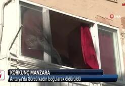 İtfaiyenin pencereden girdiği evde korkunç manzara