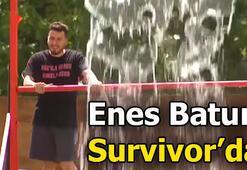 Survivor 95. yeni bölüm fragmanı Enes Batur parkurda yarışıyor