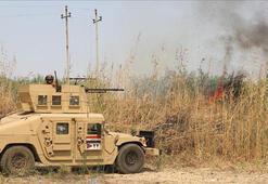 Irakın en büyük askeri hava üssüne saldırı