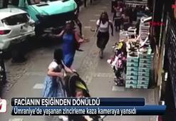 İstanbulda facianın eşiğinden dönüldü