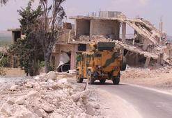TSKdan İdlibdeki gözlem noktalarına lojistik destek